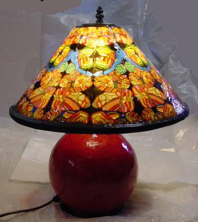 Spectrawax Lighting Unusual Tiffany Style Energy Saving