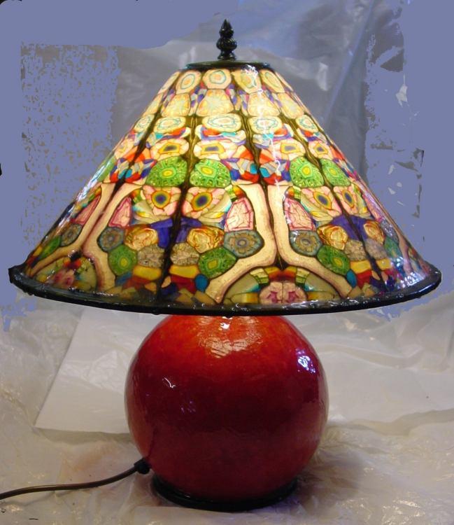Spectrawax lighting unusual tiffany style energy saving wax and tiffany style lamps aloadofball Images